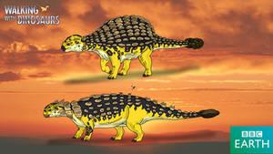 Walking with Dinosaurs: Ankylosaurus by TrefRex