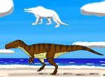 Jurassic June 6: Megalosaurus