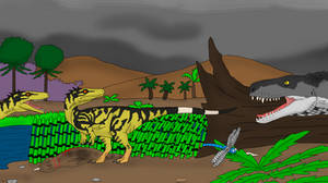 Dinovember 2: Staurikosaurus