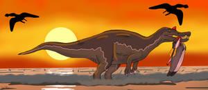 Dinovember 17: Irritator