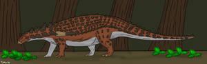 Dinovember 18: Borealopelta
