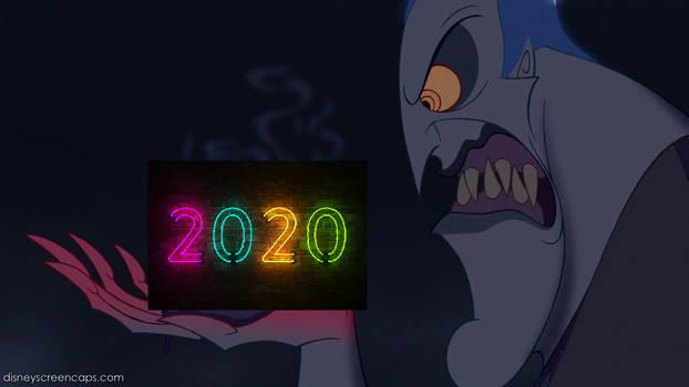 Hades reaction of 2020