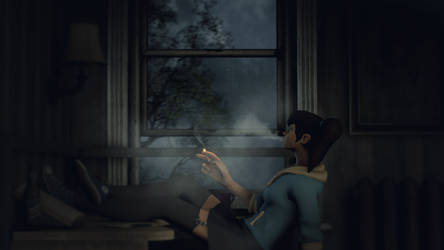 Smokin' by Wotsoon