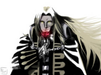 Alucard and the rose