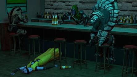 Mass Effect: Too Much Ryncol