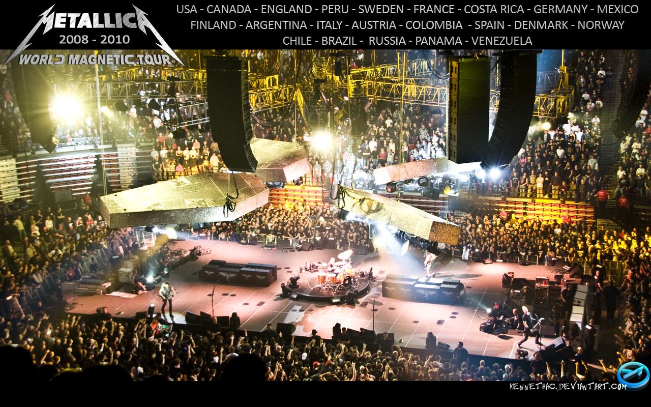 Metallica World Tour