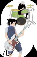 Vector - Naruto: Team 7 pt.2 by zeki-chan
