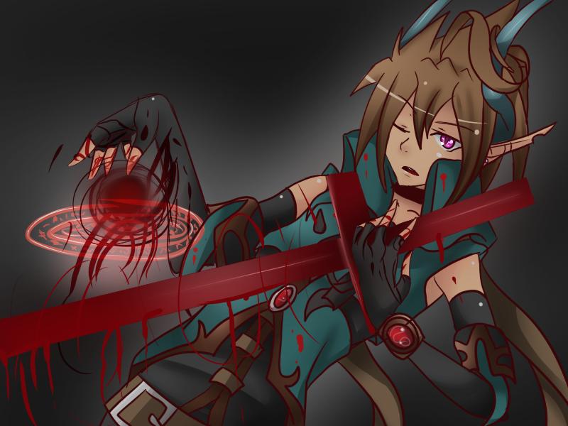 Blood Forging by RuneScratch