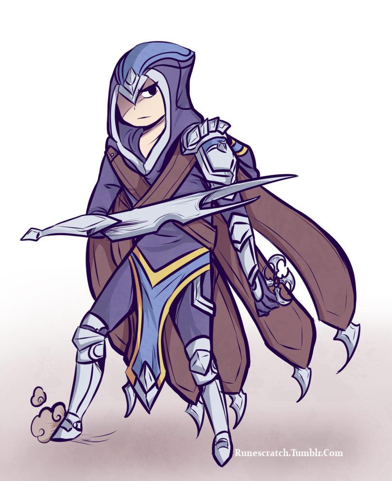 Toon Talon by RuneScratch