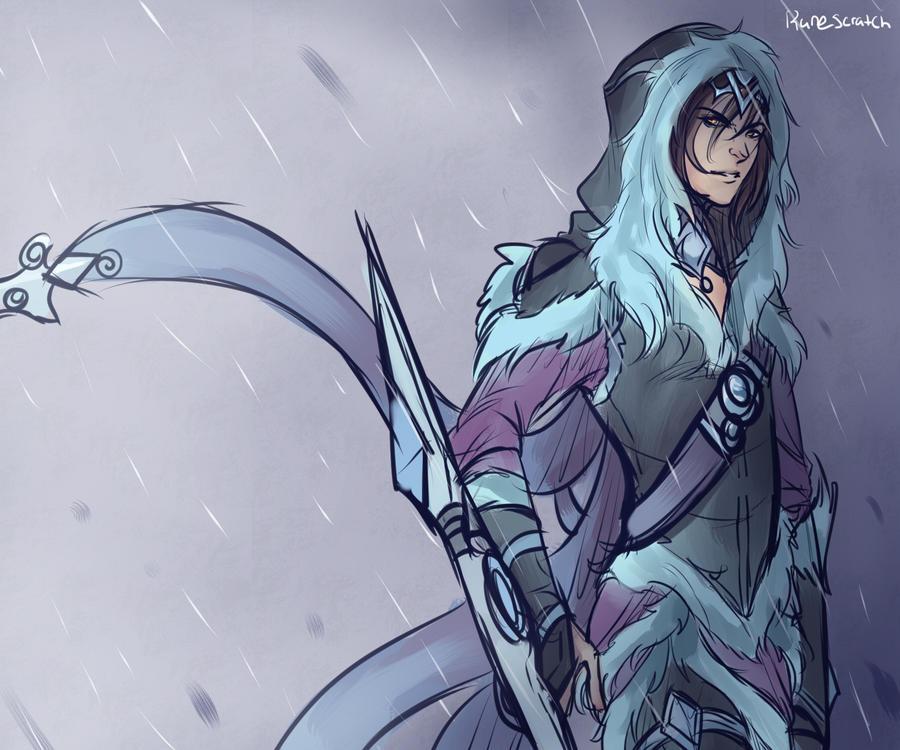 Midnight Talon by RuneScratch