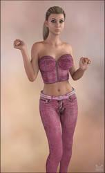 C Jeans  by katzenauge1