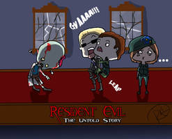 The Real Resident Evil
