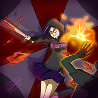Specter's Rage
