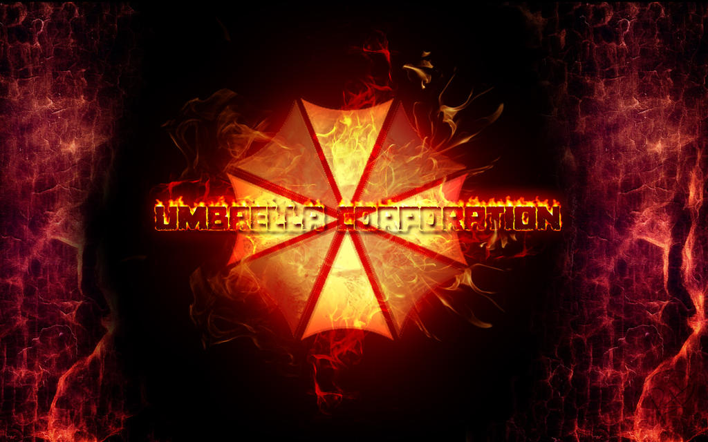 Umbrella corp wallpaper by umbrellaspecter on deviantart umbrella corp wallpaper by umbrellaspecter voltagebd Images