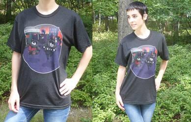 Escape Raccoon City Shirt
