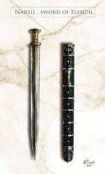 THE SWORD OF ELENDIL