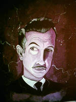 Vincent Price by gpr117