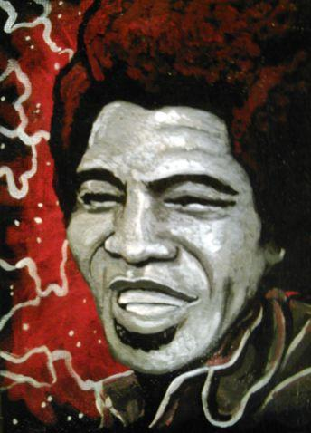 James Brown by gpr117
