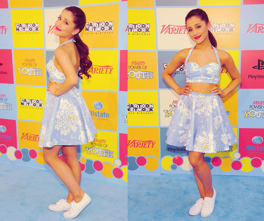 Ariana Grande Tumblr Collage 2014 Ariana Grande Collage 009 by