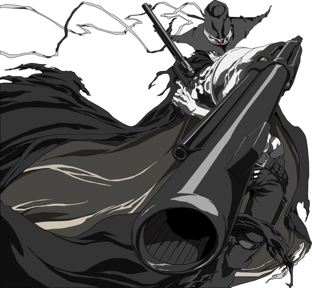 Afro Samurai Vector by FMart on DeviantArt