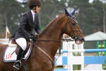 Chesnut Warmblood Show Jumping at Pebble Beach