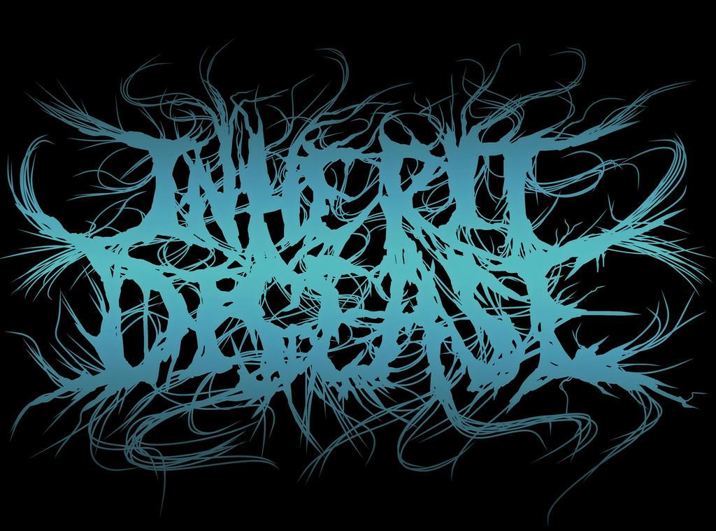 Inherit Disease custom logo by MetalMonsterDSN