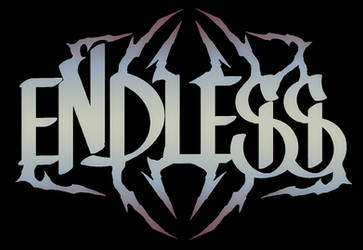 Endless band logo by MetalMonsterDSN