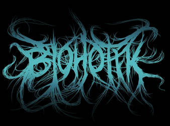 Biohotik logo  by MetalMonsterDSN