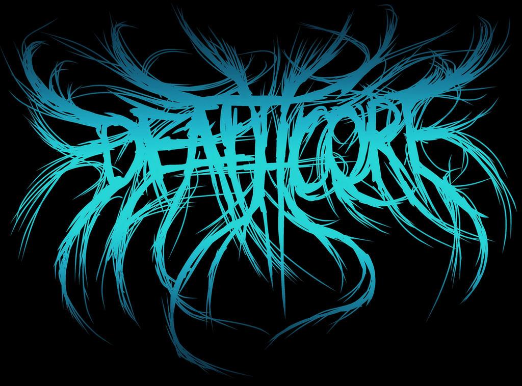 deathcore logo by metalmonsterdsn on deviantart