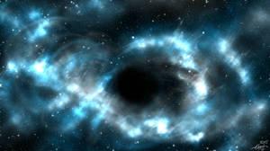 Black Hole by MetalMonsterDSN