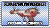 CoD: Black Ops: Ray Gun by RuthlessDreams