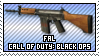 CoD: Black Ops: FAL by RuthlessDreams