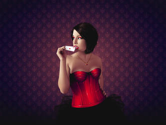 Girl by monterxz