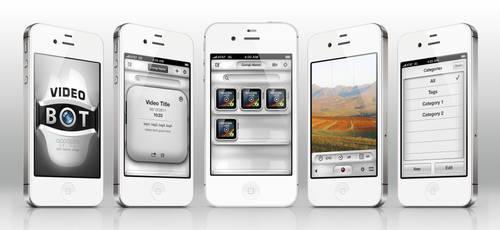 Video Bot app by monterxz