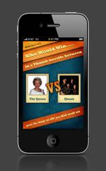 Some app UI by monterxz