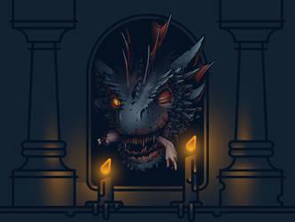 Drogon by monterxz