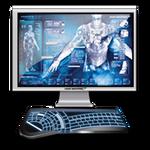 Stark computer ICON