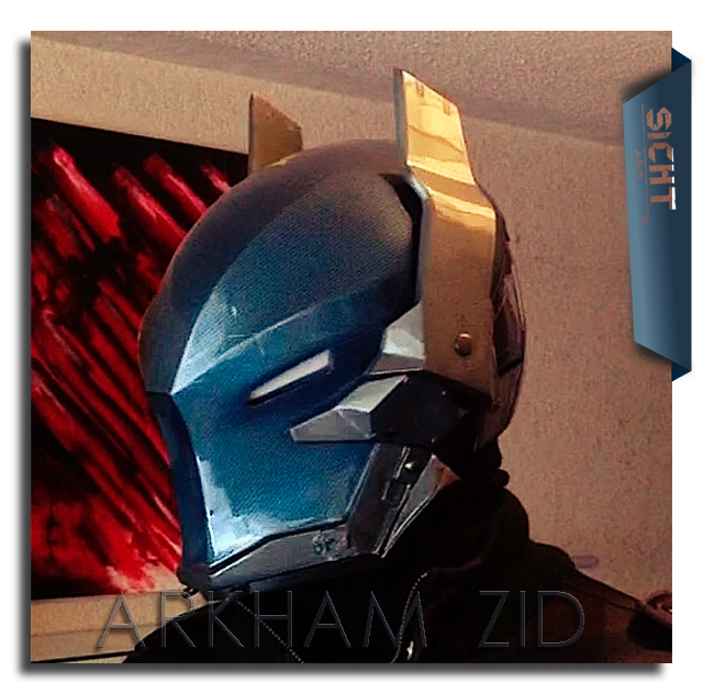 Knight Helmet - Medieval Knight Helmet Stock Image One Of