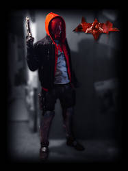 Red Hood Cosplay!