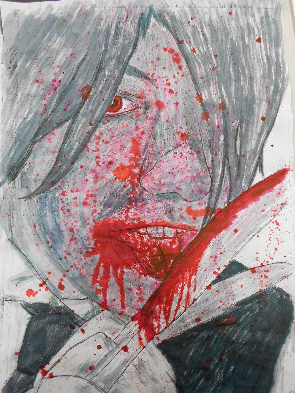 Sebastian Ruthless by SephirothMichaelis