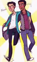 We should...-Troy+Abed