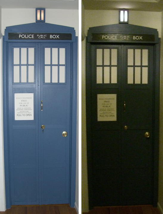 Tardis Door by Surfer-Draik ... & Tardis Door by Surfer-Draik on DeviantArt