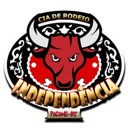 Logo Companhia de Rodeio Independencia
