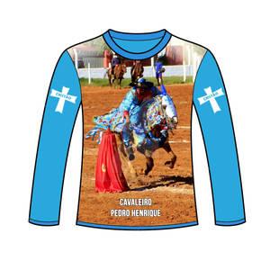 Camisa Cavalhada Cristao Pedro Henrique