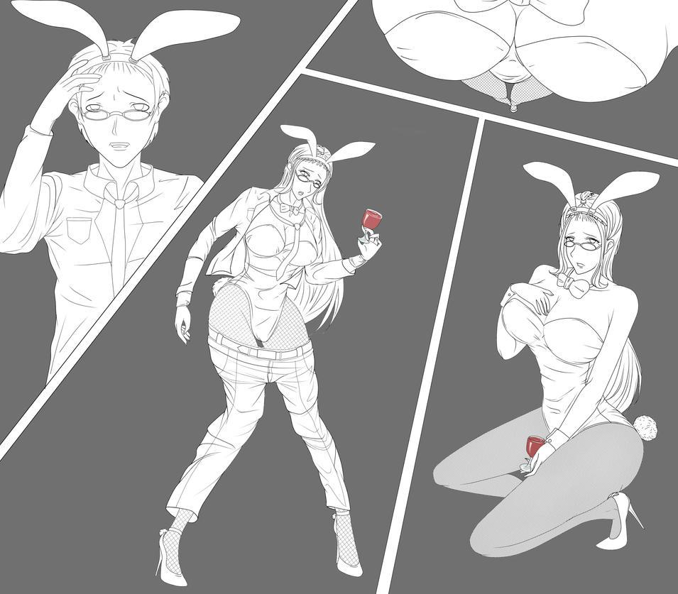TG Bunny Girl by sbdhcn