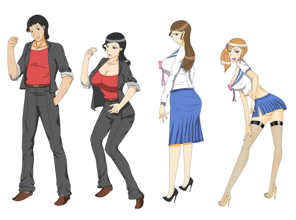 Be Sexy Student 3 by sbdhcn