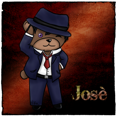 Jose' by NightNimph