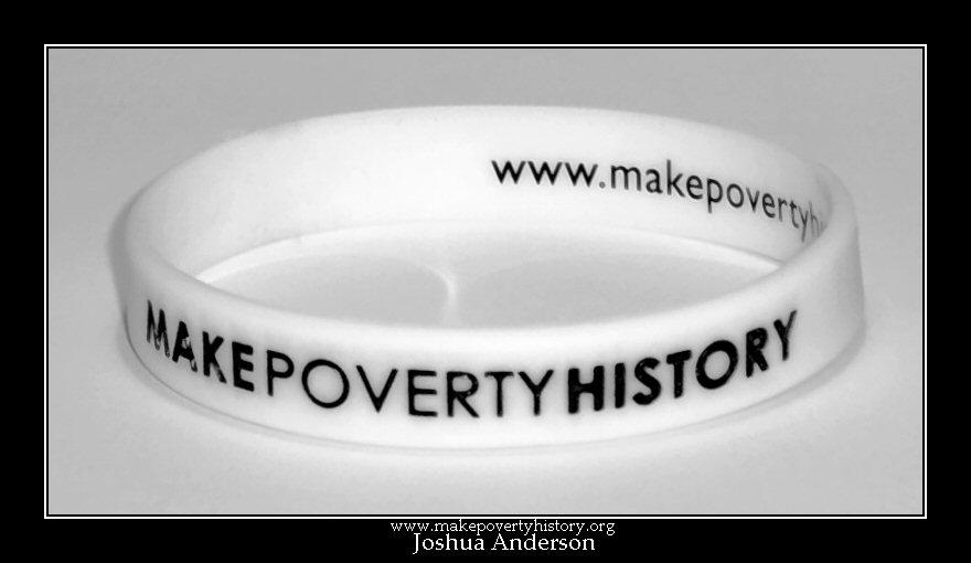 make poverty history essay Essays ellen degeneres  the campaign to make poverty history moreover, ellen has also participated in the relief campaigns for the victims of hurricane katrina.