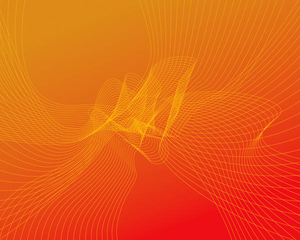 desktop background orange abstract - photo #29