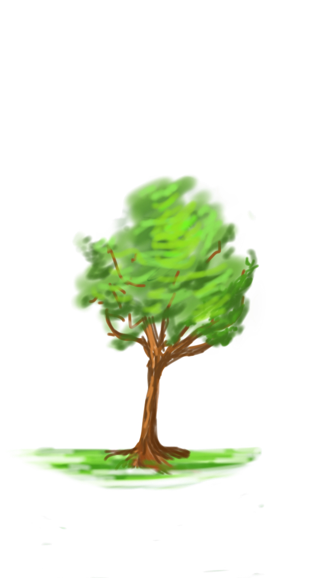 SKETCH A TREE by dotweb
